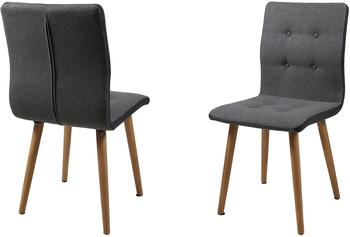 MCA Furniture Charlotte hellgrau