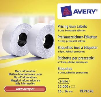 Avery Zweckform PLP1626