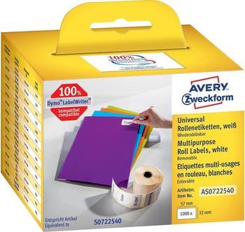 Avery Zweckform AS0722540