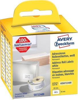 Avery Zweckform ASS0722400
