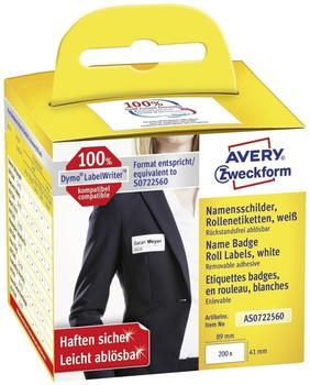 Avery Zweckform AS0722560
