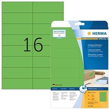 Herma Universal-Etiketten grün (4554)