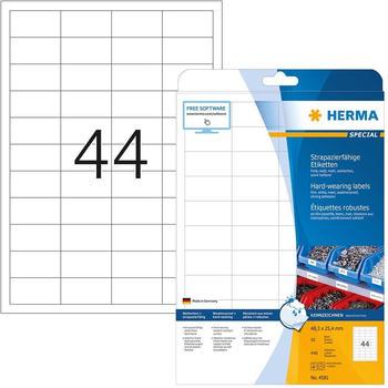 Herma Folienetiketten 4581