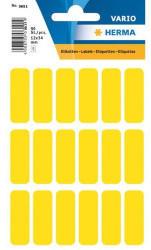 Herma Vielzwecketiketten gelb (3651)