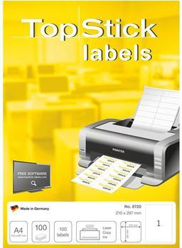 TopStick Labels Universal-Etiketten 8720