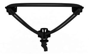 Carryyygum Lenkerspannband (schwarz)