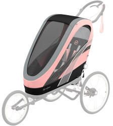 Cybex Zeno Sitzpaket Silver Pink
