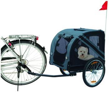 Karlie Fahrradanhänger Doggy Liner Economy (grau/schwarz)