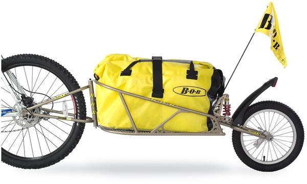 BOB Ibex mit Tasche und Schnellspanner für ATB 28