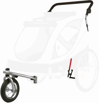 Trixie Jogger-Umbausatz für Fahrrad-Anhänger L