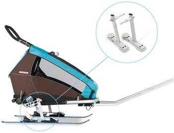 Croozer Ski Adapter-Set
