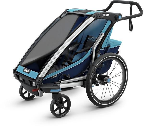 Thule Chariot Cross 1 (Update 2019) blue