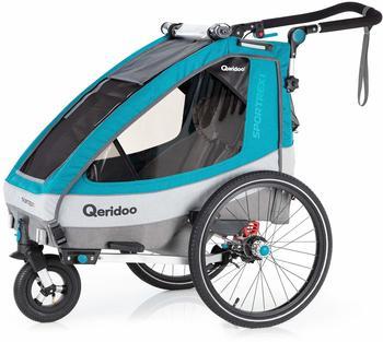 Qeridoo Sportrex 1 (2020) petrol