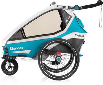 Qeridoo KidGoo1 (2020) petrol