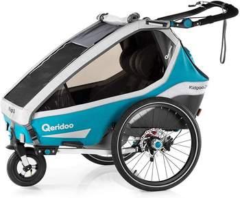 Qeridoo Kidgoo2 Sport (2020) Petrol