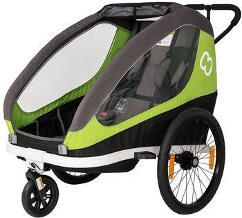 Hamax Traveller green