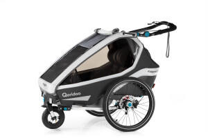 Qeridoo Kidgoo2 Pro (2020) grey