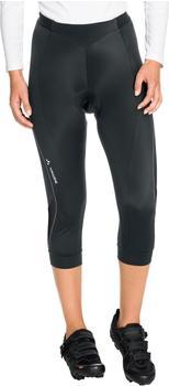 VAUDE Women's Advanced 3/4 Pants II black