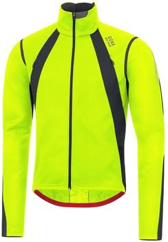 Gore Oxygen Gore Windstopper Jacket (JWSOXY) neon yellow/black