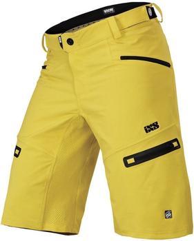 IXS Sever 6.1 BC Shorts yellow