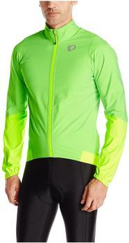 Pearl Izumi Men's Elite WxB Jacket grün/gelb