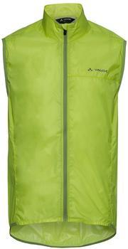 VAUDE Men's Air Vest III chute green