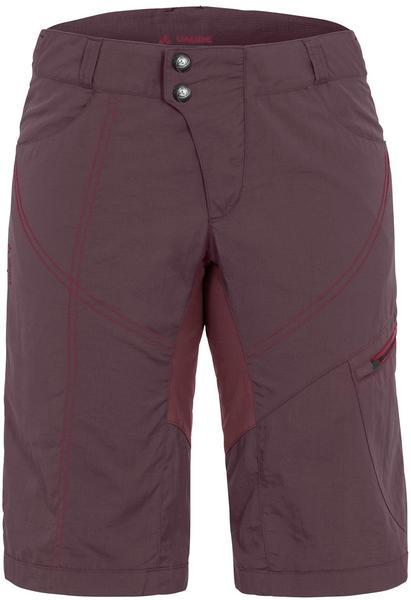 VAUDE Women's Tamaro Shorts raisin