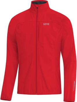 Gore R3 GORE-TEX Active Jacket red