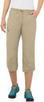 VAUDE Women's Farley Capri Pants IV muddy