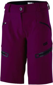 IXS Sever 6.1 BC Women Shorts aubergine