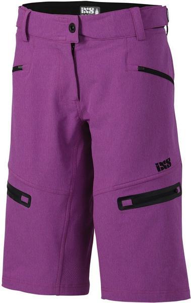IXS Sever 6.1 BC Women Shorts purple