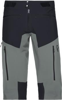 Norrøna Fjora Flex1 Shorts M caviar/castor grey (2018)