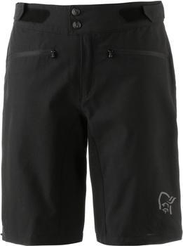 Norrøna Fjora Flex 1 Lightweight Shorts W caviar black