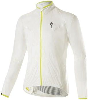 Specialized Deflect Comp Wind Jacket Men white