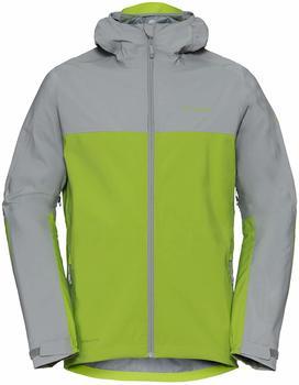 VAUDE Men's Moab Rain Jacket chute green