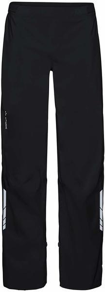 VAUDE Men's Moab Rain Pants black