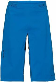 VAUDE Men's Moab Rain Shorts radiate blue