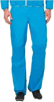 VAUDE Men's Drop Pants II radiate blue