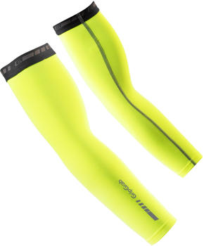 GripGrap Classic Hi-Vis Arm Warmers (yellow)