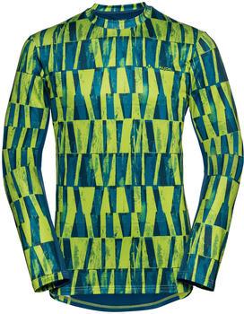 VAUDE Men's Virt LS Shirt chute green
