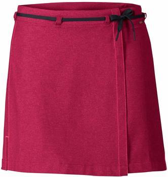 VAUDE Women's Tremalzo Skirt II crimson red