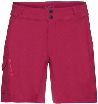 VAUDE Women's Tremalzini Shorts crimson red