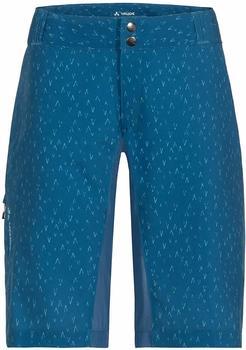 VAUDE Women's Ligure Shorts kingfisher