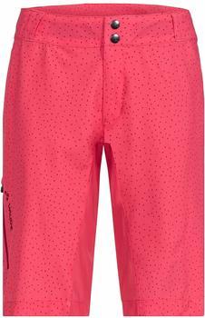 VAUDE Women's Ligure Shorts bright pink