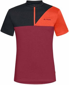 VAUDE Men's Tremalzo Shirt IV salsa