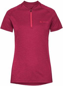 VAUDE Women's Tamaro Shirt III crimson red