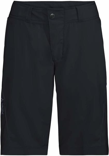 VAUDE Women's Ledro Shorts black