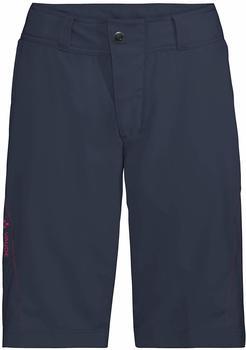 VAUDE Women's Ledro Shorts eclipse