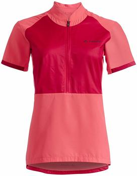 VAUDE Women's eMoab Shirt crimson red