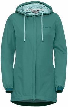 VAUDE Women's Cyclist Softshell Jacket nickel green